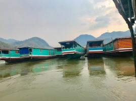 Laos-Boote
