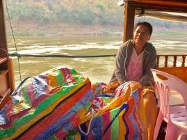 Laos-Einheimische