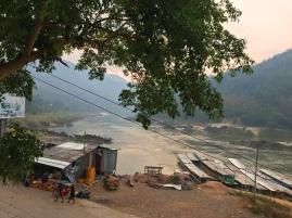 Laos-Prabeng-Hafen