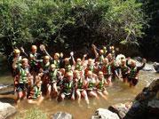 dalat-canyoning-gruppe