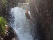 dalat-canyoning-wasserfall