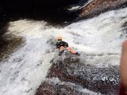 dalat-canyoning-wasserrutsche