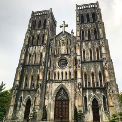 Hanoi-Cathedral