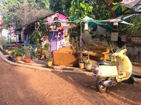 Indien-Goa-Cafe