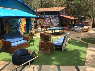 Indien-Goa-Hostel