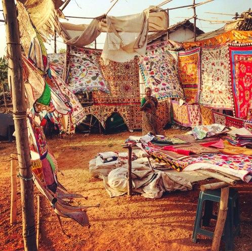 Indien-Goa-Markt