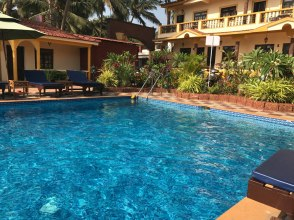 Indien-Goa-Pool