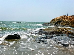 Indien-Goa-Strand