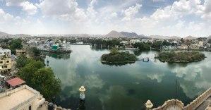 Indien-Udaipur-Aussicht