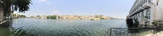Indien-Udaipur-See
