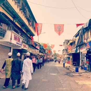 Mumbai-Strassen