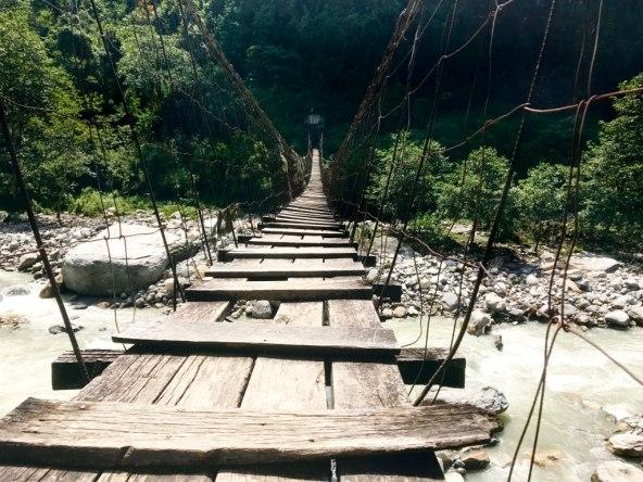 Nepal-09-Abenteuerbruecke