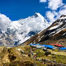Nepal-ABC-Aussicht