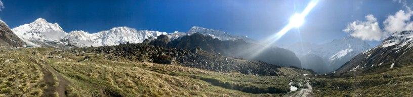 Nepal-Annapurna-Region