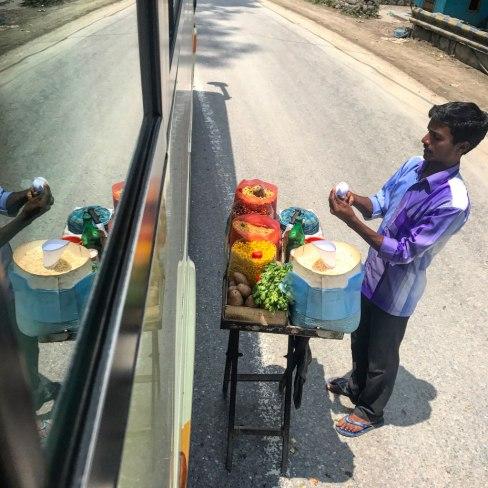 Nepal-Busfood