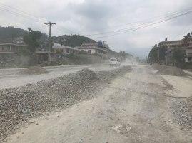 Nepal-Kathmandu-Strassen