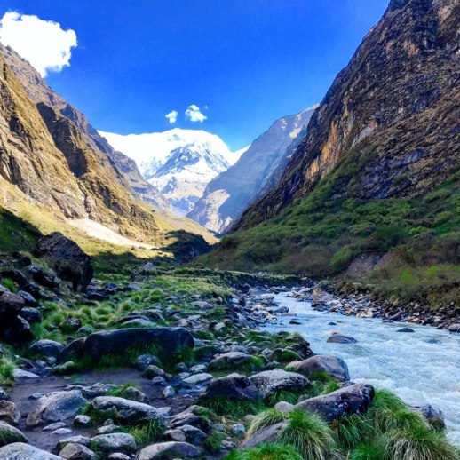 Nepal-Lieblingsplatz
