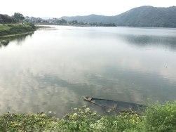 Nepal-Pokhara-Lakeside