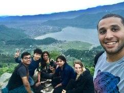 Nepal-Pokhara-Sarankot-Sunrise
