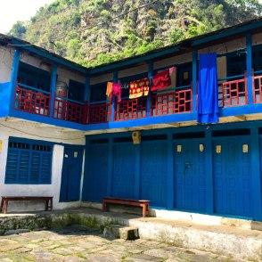 Nepal-Tag01-Gasthaus-am-Weg