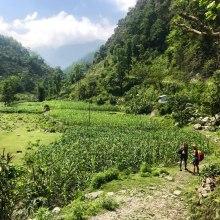 Nepal-Tag01-Start