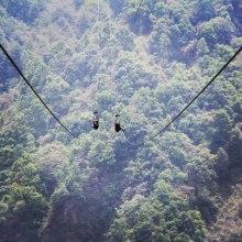 Nepal-Zipflyer-Flug