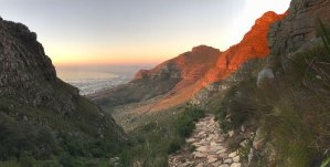 tablemountain-sunset
