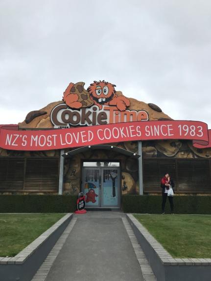 Christchurch-Cookiefabrik