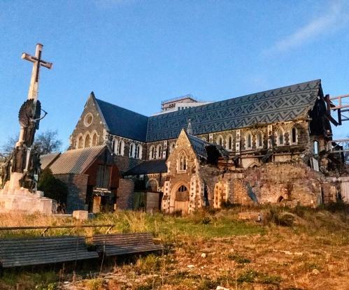 Christchurch-Erdbeben-Schaden