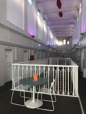 Christchurch-Gefängnis-Hostel