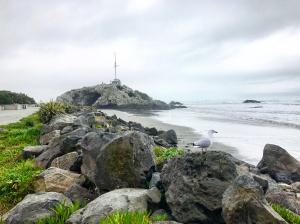 Christchurch-Strand