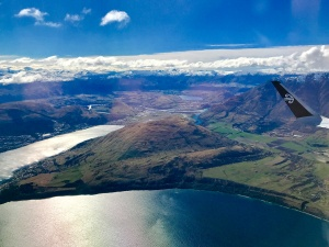 Flieger-Queenstown