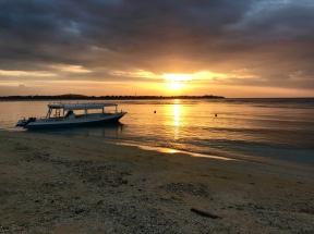 Gili-air-sunset