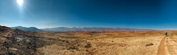 hiking-lesotho