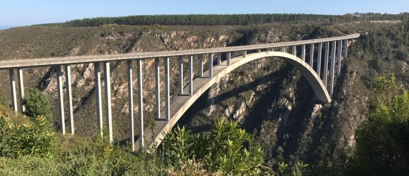 Bloukrans Bridge Southafrica
