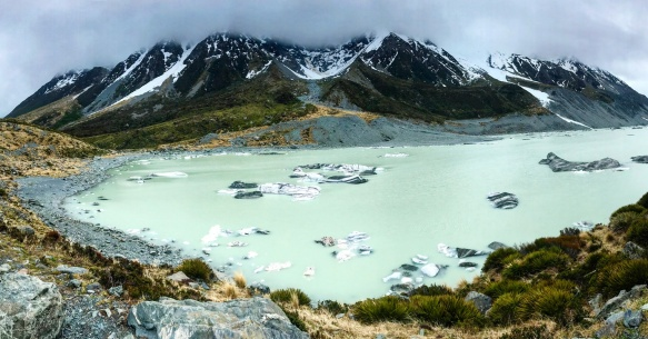Mount-Cook-Eissee