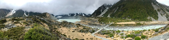 Mount-Cook-Panorma-view