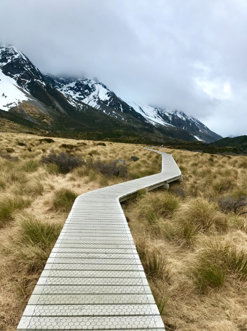Mount-Cook-Wanderung