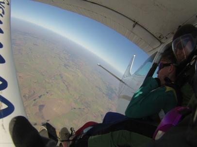 Skydive-kurz-davor
