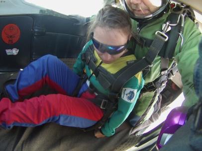 Skydive-schnell-raus