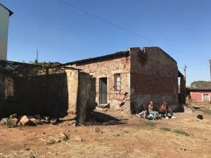 Soweto-Bewohner
