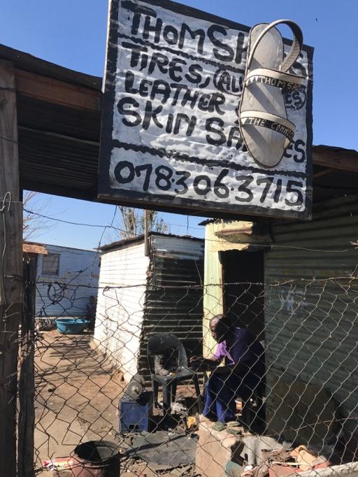 Soweto-Schuhmacher