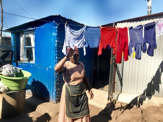 Soweto-Waschtag
